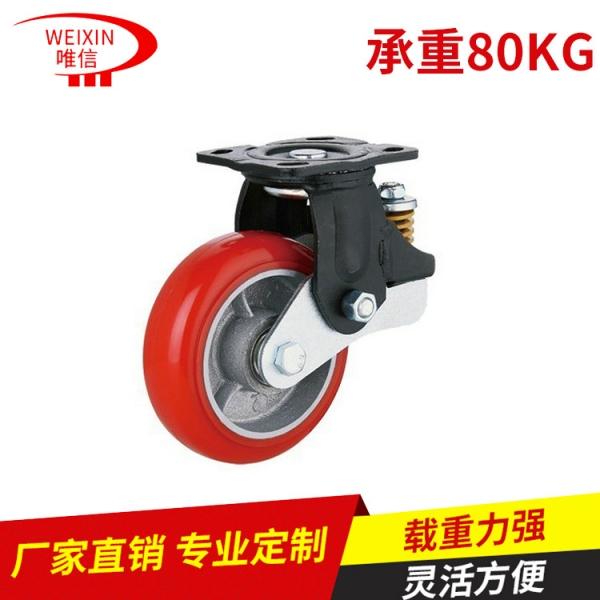 廣東工業減震腳輪