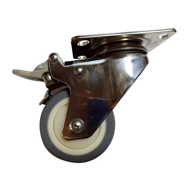 廣東不銹鋼醫用腳輪